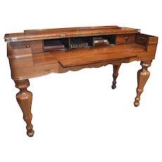 Square Grand Piano Writing Desk/Console