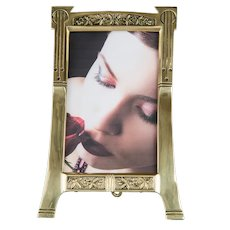 Jugendstil picture frame around 1908s