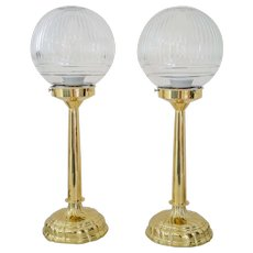 Pair of Beautiful Table Lamps