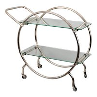 Thonet Art Deco Bar Cart around 1925s