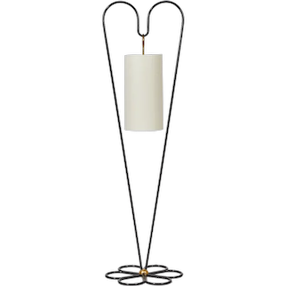 COEUR floor lamp by Jean Royère