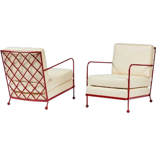CROISILLON armchair by Jean Royère