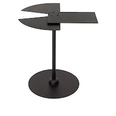 FAN side table by Pierre Chareau in re-edition.