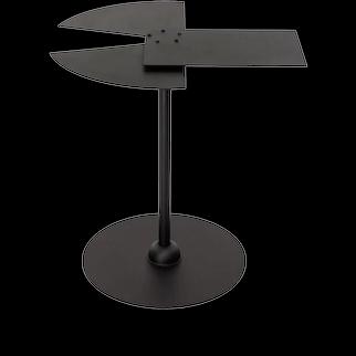 FAN side table by Pierre Chareau in re-edition.