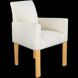"Desk armchair ""Yang"" by Hugues Chevalier, Paris."