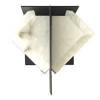 MASK 2 230 wall sconce by Pierre Chareau