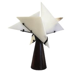 NUN table lamp 1 by Pierre Chareau
