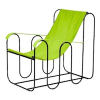 ONDULATION lounge chair by Jean Royère