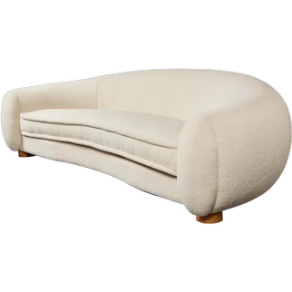 POLAR sofa by Jean Royère