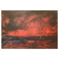 """""""la prise de la Bastille"""" by Nicola Ortis POUCETTE"""