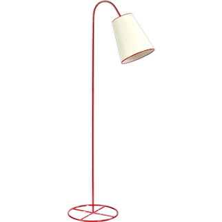 SKI floor lamp - Jean Royère re-editions