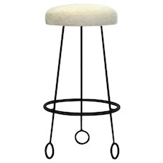 YO-YO stool by Jean Royère