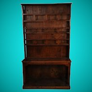 French Provincial Fruitwood Dresser