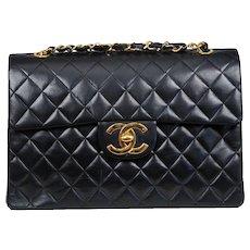 Chanel Classic Jumbo Bag 1990's
