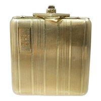 Art Deco Period 18 K Gold Tiffany & Company Gold Picture Locket