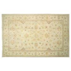 "Contemporary Indo Oushak Carpet - 13'10"" x 21'10"""