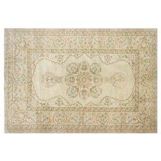 "1940s Turkish Oushak Carpet - 10'2"" x 15'"
