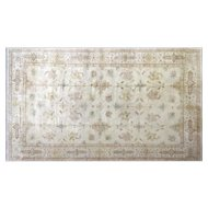 "Contemporary Indo Oushak Carpet - 12'2"" x 19'10"""