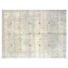 "Contemporary Indian Tabriz Carpet - 8'9"" x 11'9"""