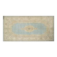 "1950s Persian Kerman Carpet - 11'4"" x 23'1"""