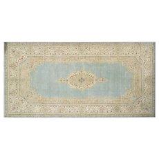 "1950s Persian Kerman Carpet - 11'4"" x 23'1"""
