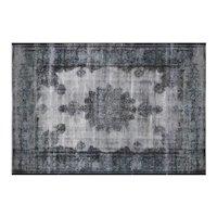 "1950s Overdyed Persian Kerman Carpet - 8'8"" x 12'6"""