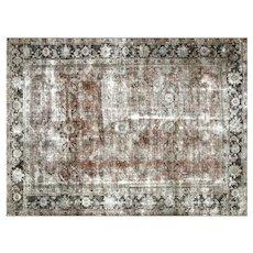 "1930s Persian Mahal Carpet - 8'9"" x 11'11"""