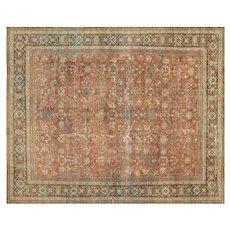 "1930s Persian Mahal Carpet - 11'1"" x 13'10"""