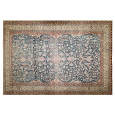 "1930s Persian Baktiari Carpet - 12'7"" x 18'3"""