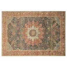 "1930s Persian Baktiari Carpet - 11'5"" x 16'10"""
