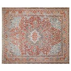 "1930s Persian Baktiari Carpet - 10'11"" x 12'11"""