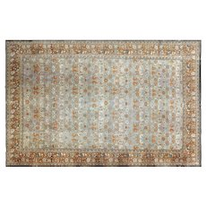 "1940s Persian Tabriz Carpet - 11'4"" x 17'5"""