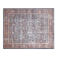 "1920s Persian Mahal Carpet - 10'6"" x 13'1"""