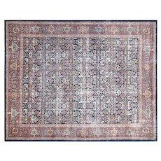 "1920's Persian Mahal Carpet - 10'6"" x 13'1"""