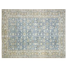 "1920s Persian Malayer Carpet - 10'4"" x 13'6"""