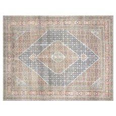 "1940's Persian Tabriz Carpet - 9'6"" x 12'4"""