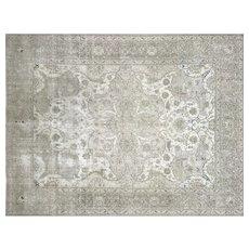 "1940s Persian Tabriz Carpet - 10'2"" x 13'4"""