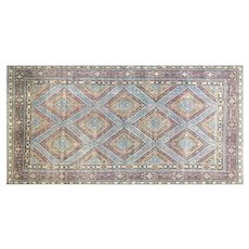 "1920s Khotan Carpet - 8'5"" x 16'8"""