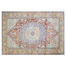 "1930s Persian Baktiari Carpet - 11'10"" x 16'8"""