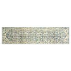 """1920's Persian Malayer Runner - 3'6"""" x 13'6"""""""