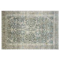 "1940's Persian Tabriz Carpet - 8'11"" x 12'10"""
