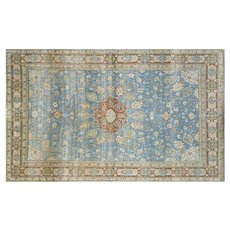 "1940s Persian Tabriz Carpet - 9'5"" x 15'2"""