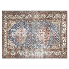 "1930s Persian Baktiari Carpet - 10' x 13'7"""