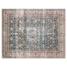 "1940s Persian Tabriz Carpet - 8'10"" x 11'7"""