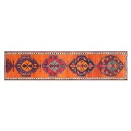 "1960s Turkish Oushak Runner - 2'10"" x 12'11"""