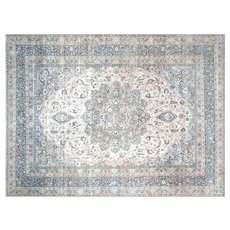 "19th Century Antique Persian Carpet - 8'9"" x 11'11"""