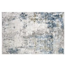 "Contemporary Turkish Cosmos Rug - 7'10"" x 11'2"""