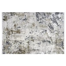"Contemporary Turkish Cosmos Rug - 6'6"" x 9'6"""