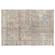 "1930s Persian Tabriz Carpet - 8'7"" x 12'3"""