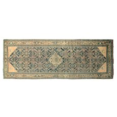 "19th Century Caucasian Karabagh Carpet - 6'10"" x 19'2"""